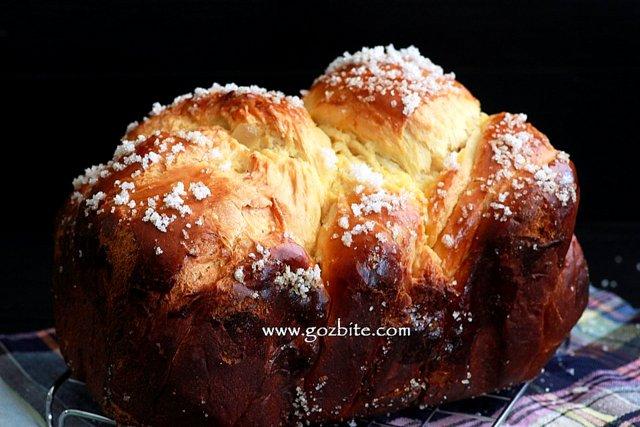 Вкусен козунак в хлебопекарна