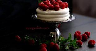торта павлова за гости